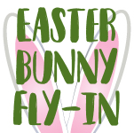 Easter Bunny Fly-in